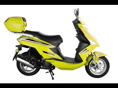 My Peace Sport 150cc Scooter Roadtrip