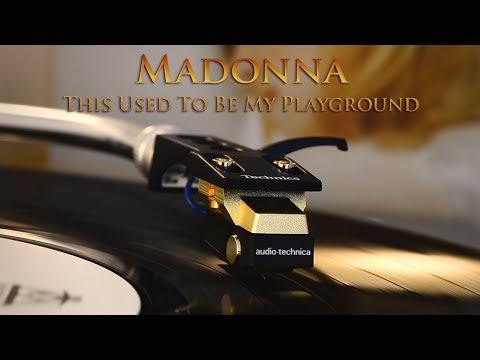 Madonna - This Used To Be My Playground - Vinyl