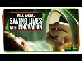 watch he video of Saving Lives with Innovation: SciShow Talk Show