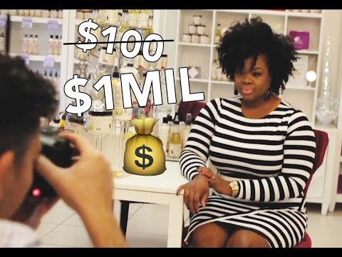 How I Built My Beauty Empire With $100 | 2017 Face Awards