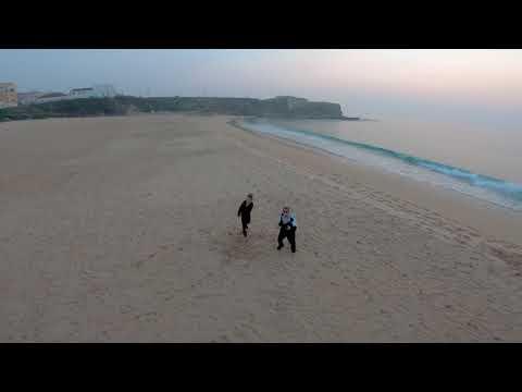 GoPro Hero6 2.7K 50fps Karma Drone . Warren Peace Pitt Aerial Photography . Peniche Portugal . #0002