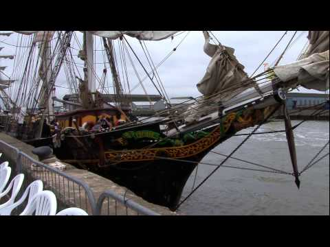 Great Yarmouth Maritime Festival 2012 - celebrate the town's maritime past, present and future