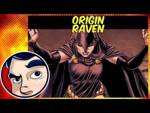 Raven - Origins (New 52)