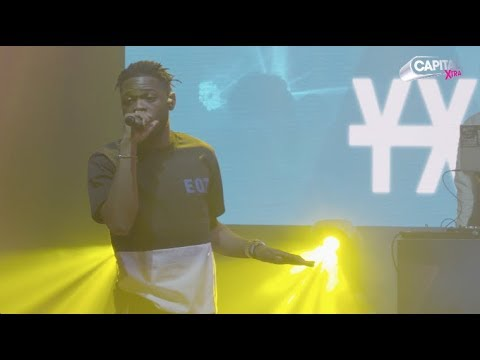 Yxng Bane Performing 'Rihanna' At Capital XTRA Homegrown Live
