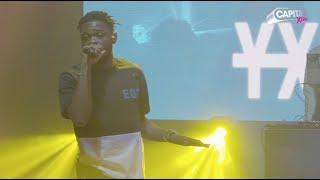Yxng Bane Performing 'Rihanna' At Capital XTRA Homegrown Live