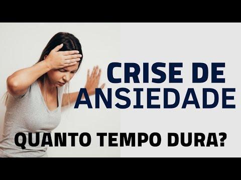 Uma CRISE DE ANSIEDADE Pode Durar Vários DIAS Seguidos? (: