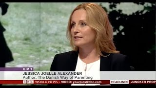 Interview on BBC World News Part 2: The Danish Way of Parenting