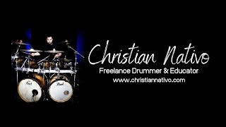 Iso-Drum Shed Vibes - Christian Nativo