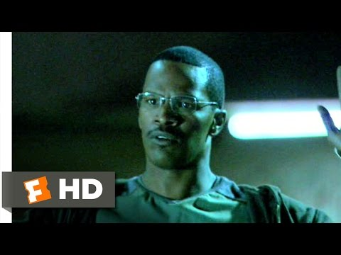 Collateral (2/9) Movie CLIP - Bullets and the Fall (2004) HD