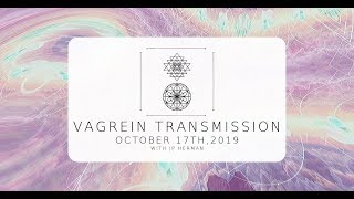 Vagrein - JP Herman  ::  October 17th :: Let Grace Be The Permission