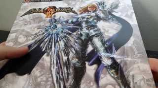 SoulCalibur IV Limited Edition Fighter's Guide Unboxing/Details