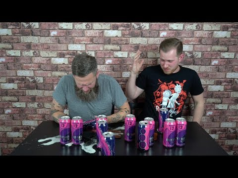 Beer Me Episode 120 - Category 12 Brewing Juicy Data Hazy IPA Review