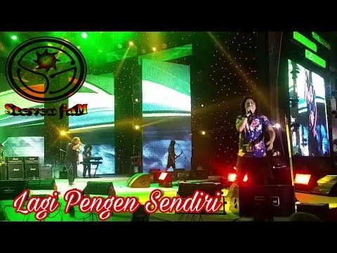 Stevenjam _ Lagi Pengen Sendiri * Live PRJ 2017 Jakarta Fair Kemayoran