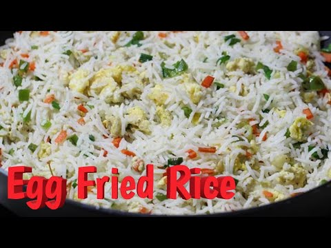 Simple And Easy Egg Fried Rice Recipe 1.9  Million + Views