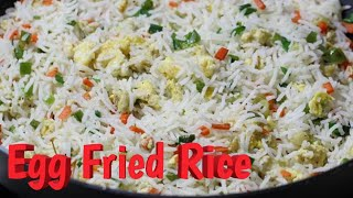 Simple and Easy Egg Fried Rice Recipe 1.1 million + views