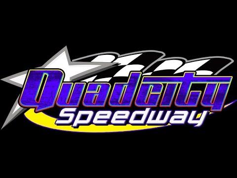 Quad City Speedway Late Model Heat Race 1