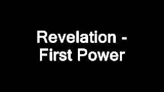 Revelation - First Power (Long Version)