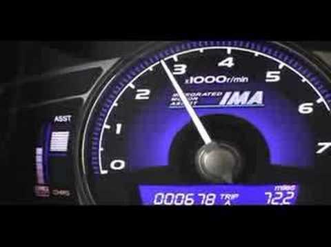 Honda Civic Hybrid Review