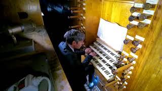 Frédéric Deschamps - improvisation en concert | 9 mai 2021 à la cathédrale d'Albi