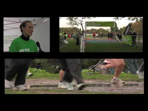 'We Are Macmillan. Cancer Support' - Run Richmond Riverside 10km