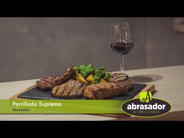 Parrillada Suprema de carne a la brasa