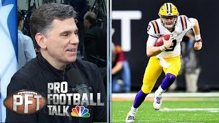 How much does an NFL QB's hand size matter? | Pro Football Talk | NBC Sports