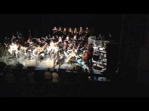 Seattle Rock Orchestra Performs Michael Jackson - Encore @seattlerockorchestra @michaeljackson