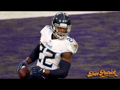 Peter Schrager Says Derrick Henry Already Has An Argument For The Hall Of Fame | 10/19/21