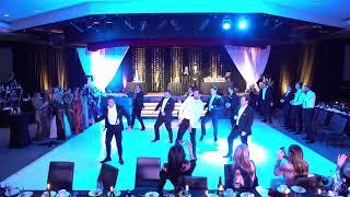 Michelle Keys Wedding Party Dance Battle