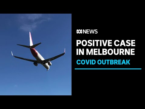 New COVID case in man who travelled from Perth to Melbourne   ABC News