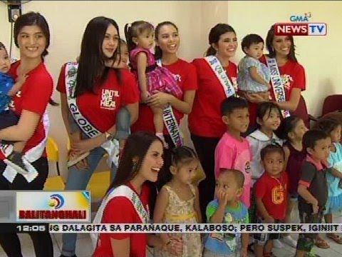 2017 Bb. Pilipinas Queens, nagpasaya ng mga pasyente ng Operation Smile