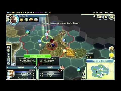 Lets Play: Civilization 5 Greece Episode 1 Part 3 |