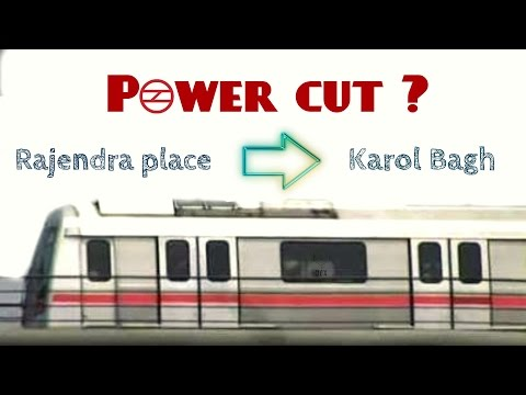 DELHI METRO POWER-CUTS MYSTERY SOLVED | PHASE CHANGE | DMRC