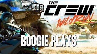Boogie Plays The Crew Wild Run on PC (SPONSORED)