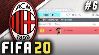 TRANSFER WINDOW IS HERE!! - FIFA 20 AC Milan Career Mode EP6