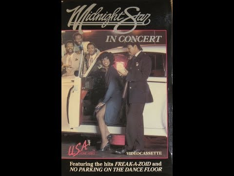 Midnight Star Live in Concert (1983)