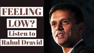 Motivational and Inspirational Speech - Rahul Dravid (Rahul dravid inspirational video)