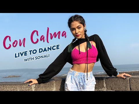 Con Calma - Daddy Yankee & Snow  | Dance Cover | LiveToDance With Sonali