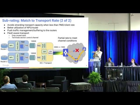 FlexE and Flexible Transport with All Programmable FPGAs