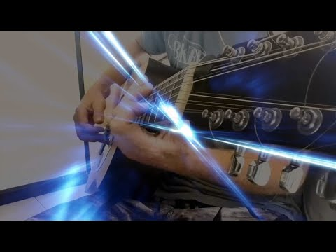 Alternating Travis Picking with Harmonics - Acoustic Guitar Fingerpicking - Ylia Callan