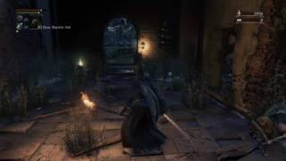 Bloodborne: Old Yharnam Guide and How to Befriend Djura