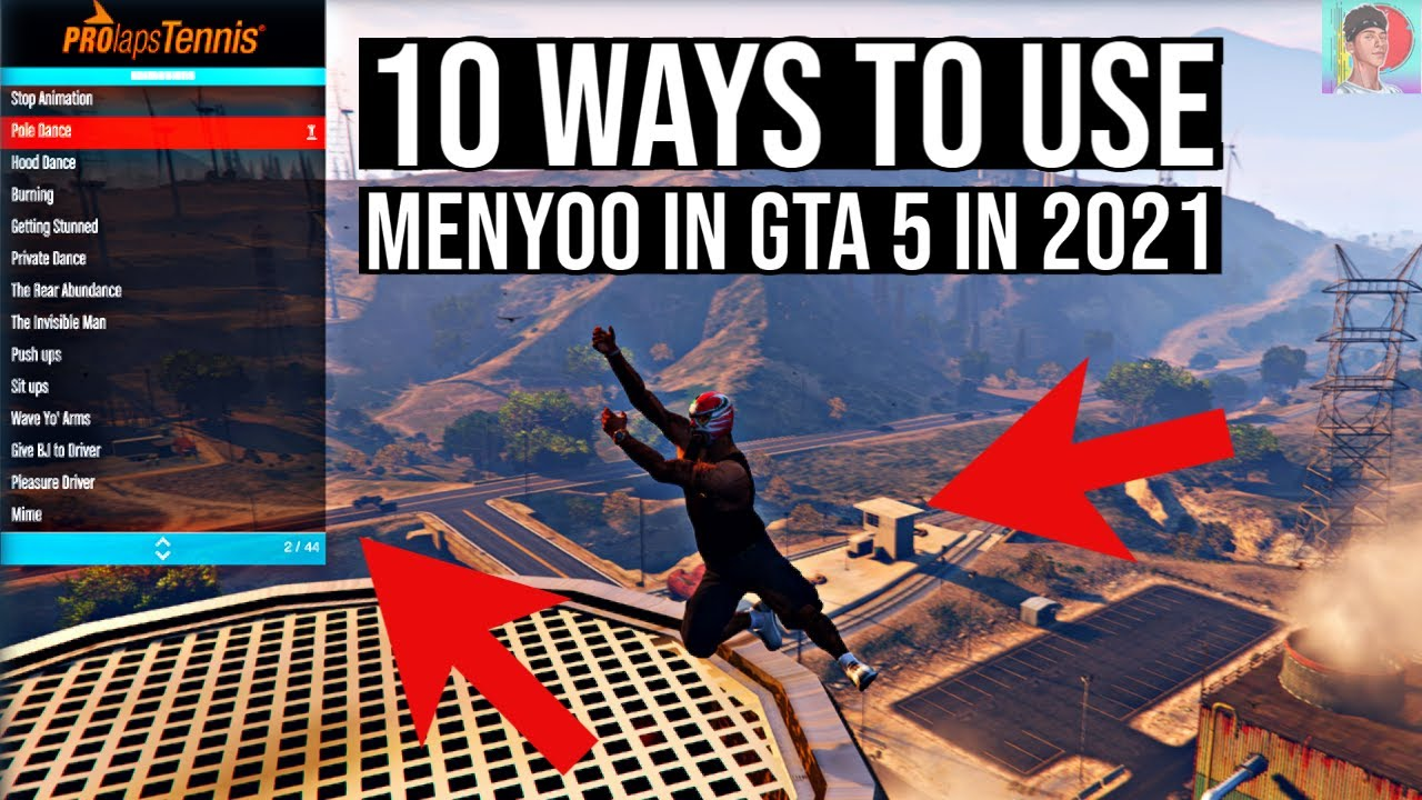 Download 10 WAYS TO USE MENYOO IN GTA 5 2021 | How to use Menyoo for GTA 5 | Menyoo Trainer in GTA 5 for PC