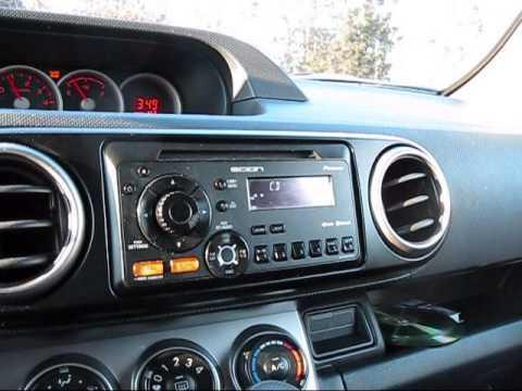 2012 scion xb radio review youtube 2011 Suzuki SX4 Radio 2012 scion xb radio review