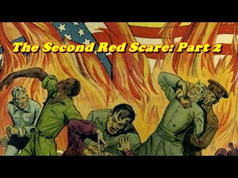 History Brief: The Red Scare (Part 2)