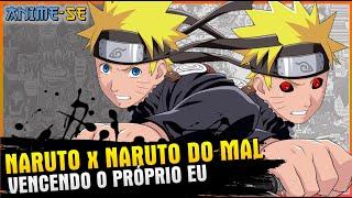 Vença o velho homem com ajuda do Naruto