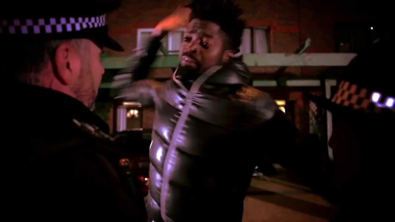 Basket Mouth Gets Arrested in London
