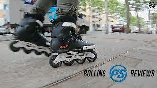 Powerslide Next 80 skates - Rolling Reviews