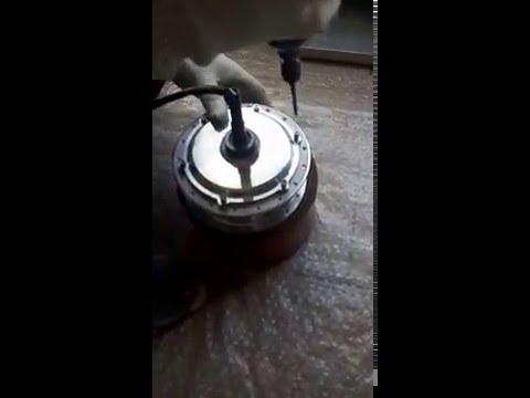 Repair for electric motor 8Fun 500w motor SWX02 on Voltbike Yukon 500w