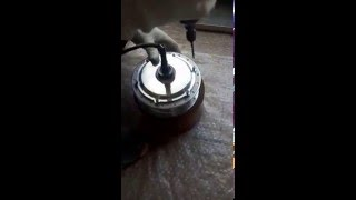 Repair for electric motor 8Fun 500w motor SWX02 on Voltbike Yukon 500w