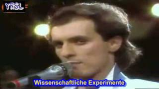 Peter Schilling - Major Tom - völlig losgelöst  (  SUBTITULADO )